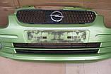 Бампер передний для Opel Agila A, 422495135, 09203685, фото 3