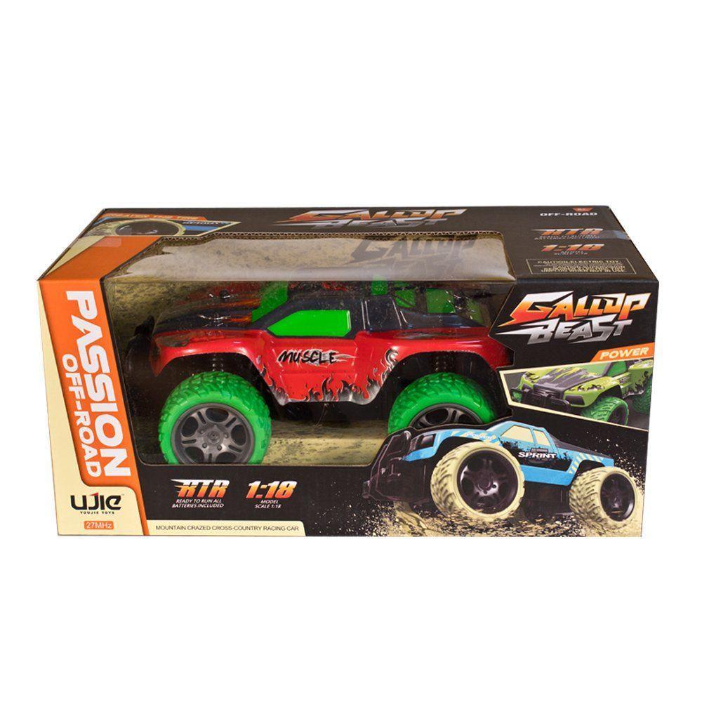 """Радиоуправляемая машина Maya Toys """"Циклон"""" (UJ99-Y182)"""