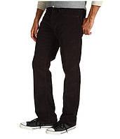 Джинсы мужские LEVIS 514™ Slim Straight Corduroy worn in graphite new, фото 1