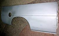 Крыло ЗАЗ-11055 заднее правое/левое. Панель боковины задняя лев 11055.5401055 на Таврию Пикап. Крыло заднее
