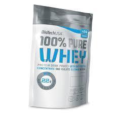 Протеин Biotech 100% Pure Whey 1000g (Chocolate)