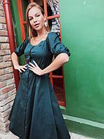 """Платье женское на пуговицах размеры S-XL (5цв) """"OKSI"""" купить недорого от прямого поставщика"""