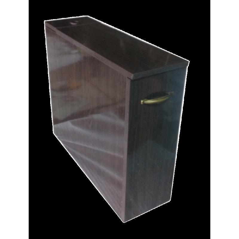 Тумба Mikola-M для туалета и ванной ВЕНГЕ