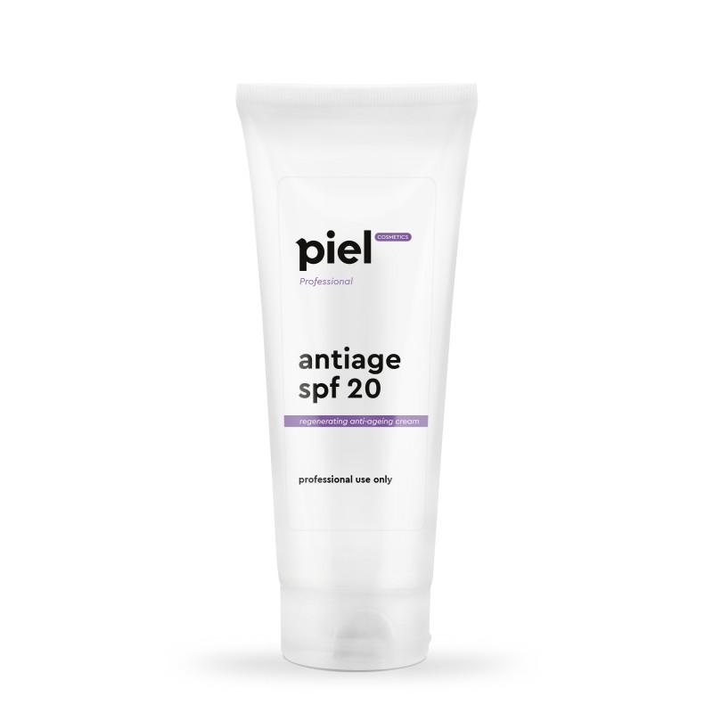 Anti-Age Cream SPF 20 Інтенсивний омолоджуючий крем Piel cosmetics 250мл
