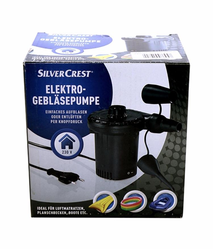 Насос электрический для матраса SilverCrest