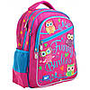 """Рюкзак шкільний YES S-23 """"Funny Birdies"""" рожевий 556245"""