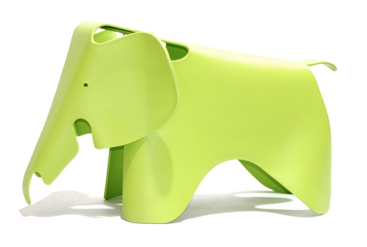 Стілець дитячий Slon, зелений