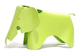 Стул детский Slon, зеленый