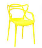 Стілець дитячий Bari, жовтий, фото 2