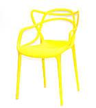 Стілець дитячий Bari, жовтий, фото 3