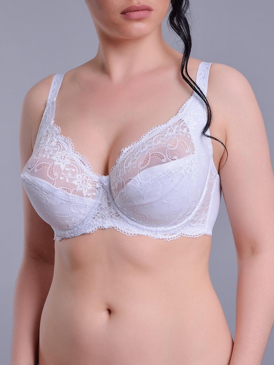 Бюстгальтер Diorella 62175E, цвет Белый, размер 80E