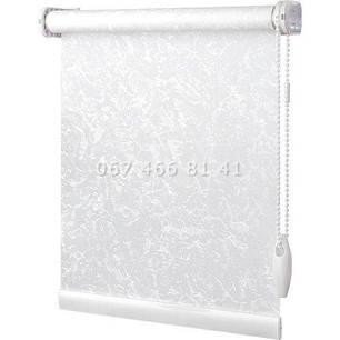 Тканевые ролеты Besta Standart Lotos White 75, фото 2