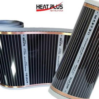 Пленочный теплый пол HEAT PLUS SPN-305-110 (500мм/220Вт)