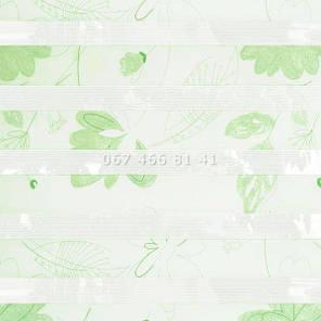 Тканевые ролеты Besta Uni с П-образными направляющими День-Ночь BH Spring 308, фото 2