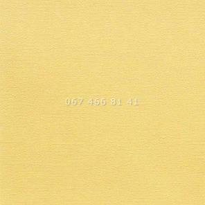 Тканевые ролеты Besta Uni с П-образными направляющими A Yellow 616, фото 2