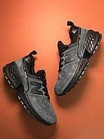 Мужские кроссовки New Balance 574 Grey Black