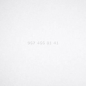 Тканевые ролеты Besta Uni с П-образными направляющими Berlin T White 0150, фото 2