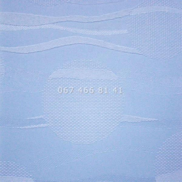 Тканевые ролеты Besta Mini Sea Blue 2074