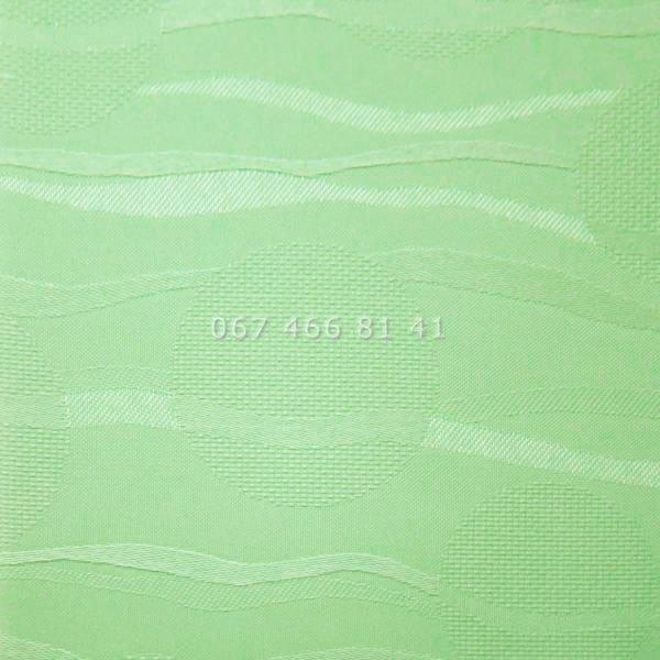 Тканевые ролеты Besta Uni с плоскими направляющими Sea Salat 2073