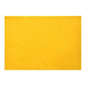 Набор Фетр мягкий, темно-желтый, 21*30см (10л)