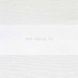 Тканевые ролеты Besta Standart День-Ночь BH White 201, фото 2