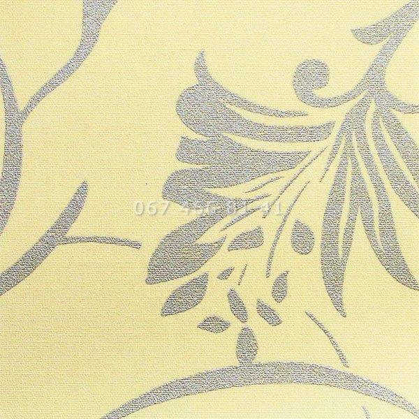 Тканевые ролеты Besta Uni с П-образными направляющими Eden Vanilla