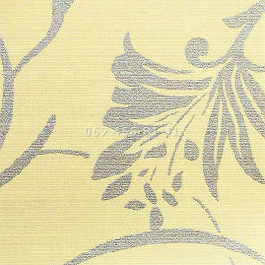 Тканевые ролеты Besta Uni с П-образными направляющими Eden Vanilla, фото 2