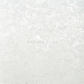 Тканевые ролеты Besta Uni с П-образными направляющими Miracle T White 01, фото 2