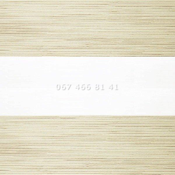 Тканевые ролеты Besta Mini День-Ночь BH Cream 103