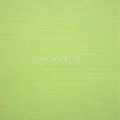 Тканевые ролеты Besta Uni с П-образными направляющими Len T Green 0873