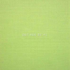 Тканевые ролеты Besta Uni с П-образными направляющими Len T Green 0873, фото 2