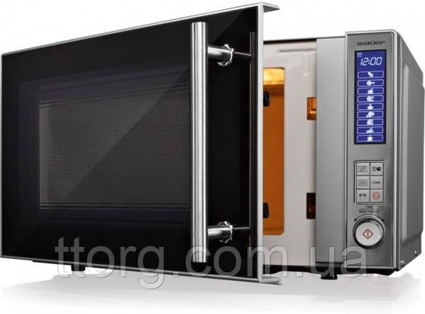 Микроволновая печь с грилем SILVERCREST SMW 800 (Германия)