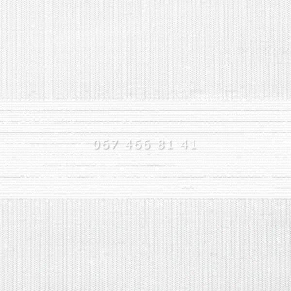 Тканевые ролеты Besta Standart День-Ночь BH White 01