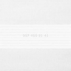 Тканевые ролеты Besta Standart День-Ночь BH White 01, фото 2