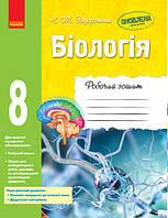 Біологія 8 кл Р/З
