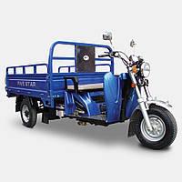 Грузовой мотоцикл ДТЗ МТ200-2 (200 см3, водяное охлаждение, задний ход, кардан, кузов 1900х1300х320 мм)