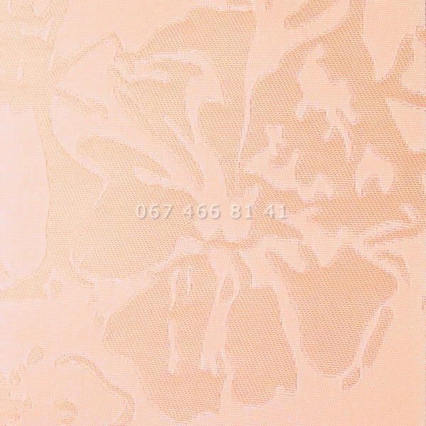 Тканевые ролеты Besta Uni с П-образными направляющими Briar Pink 2