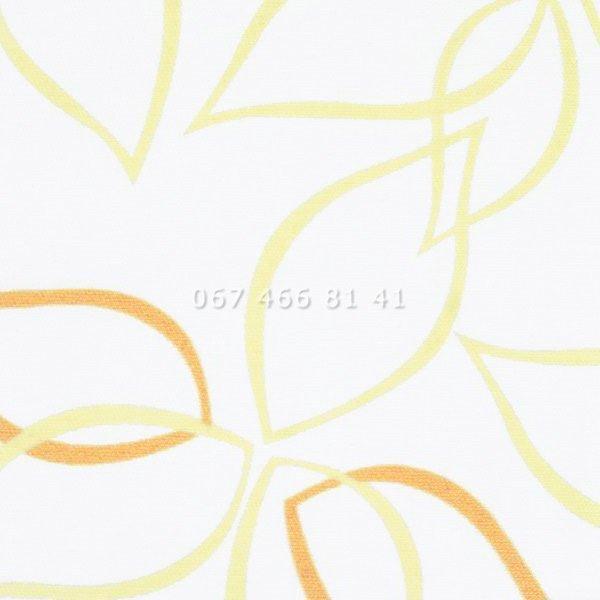 Тканевые ролеты Besta Mini Abris Yellow 02