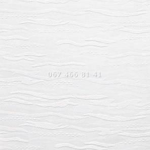 Тканевые ролеты Besta Uni с плоскими направляющими Lazur T White 2018, фото 2