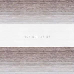 Тканевые ролеты Besta Mini День-Ночь BH BlackOut Platinum 92, фото 2