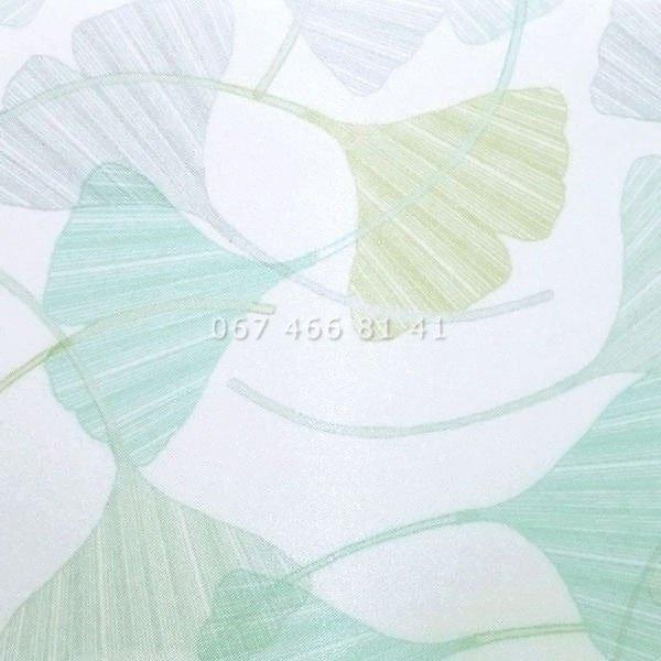 Тканевые ролеты Besta Uni с плоскими направляющими Klever Green 2
