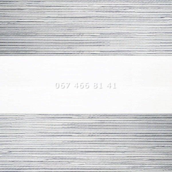 Тканевые ролеты Besta Uni с плоскими направляющими День-Ночь BH Zebra 104