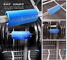 Расширитель грифа Fat Gripz 12,7 х 5,5 см (2 шт), фото 4