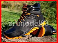 Мужские зимние кроссовки сапоги ботинки copalo размеры 40-45