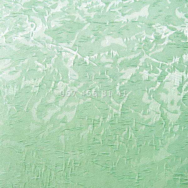 Тканевые ролеты Besta Uni с П-образными направляющими Miracle T Mint 07