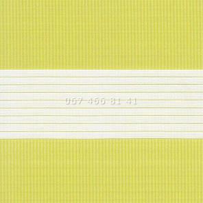 Тканевые ролеты Besta Uni с плоскими направляющими День-Ночь BH Salat 1205, фото 2