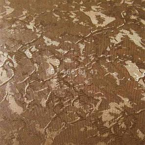 Тканевые ролеты Besta Uni с плоскими направляющими Miracle T Chocolate 10, фото 2