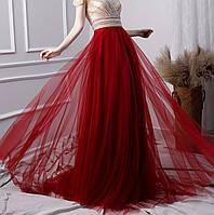 Дуже красива червона жіноча сукня. Вечерние красное платье расшитое бисером