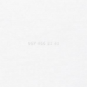 Тканевые ролеты Besta Uni с П-образными направляющими Muenchen BlackOut White 6200, фото 2