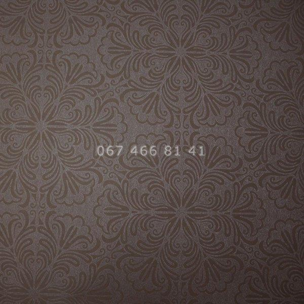 Тканевые ролеты Besta Uni с П-образными направляющими Emir Dark